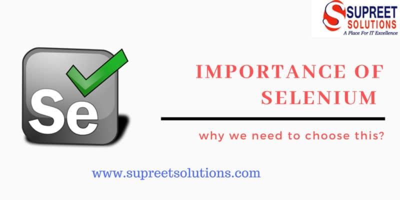 Important of Selenium And Why We Need to Choose This?
